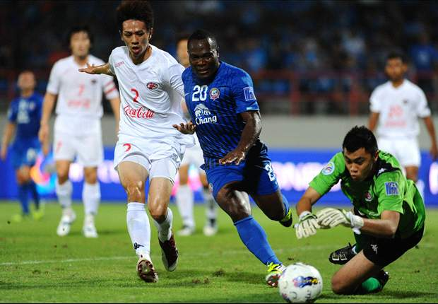 Home United to face Middle East trip after Chonburi defeat in AFC Cup