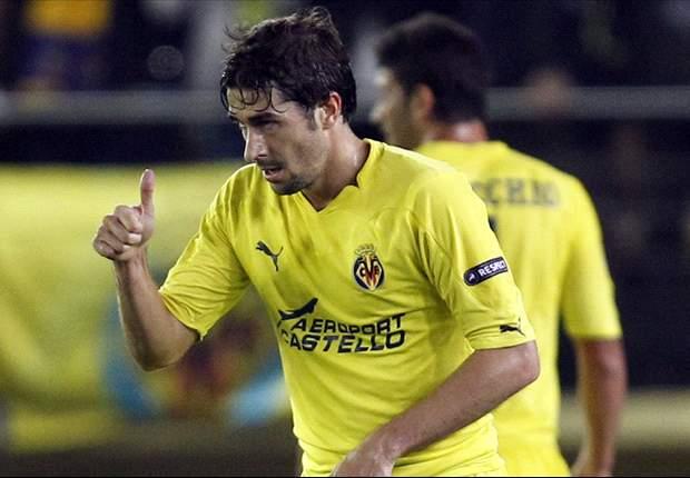 Cani, autor del segundo gol del Villarreal