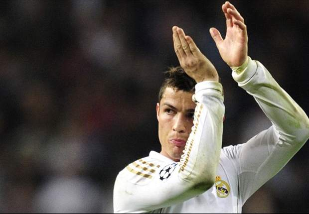 Cristiano Ronaldo: Losing is not in my vocabulary