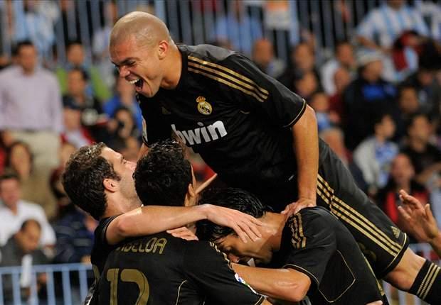 Real Madrid, el mejor visitante de la historia de la Liga, deja el récord en 16 victorias fuera de casa