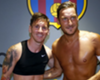 "Messi a Totti: ""Te deseo lo mejor"""