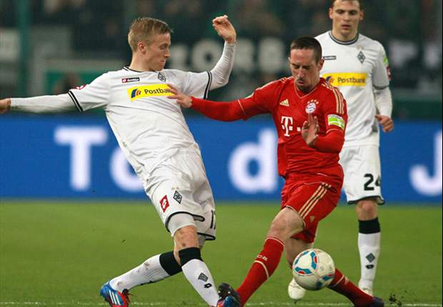 Ribery: Bayern Munich was always focused on reaching the final in Berlin