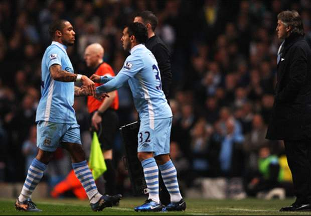 Back with a bang - Tevez returns to reignite Manchester City and the title race