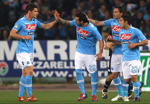 Napoli - Catania Preview: Mazzarri's men look to continue Champions League charge
