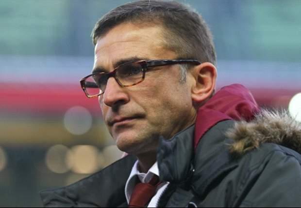 Kuntz zeigte sich wenig begeistert über das Halbfinallos seines 1.FC Kaiserslautern