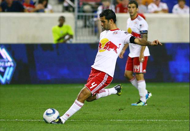 "Goal.com All-Access: Joel Lindpere believes Rafa Marquez's ""motivated"" return is big for the New York Red Bulls"