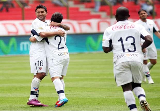 ¿Liga Deportiva Universitaria se muda a Colombia?