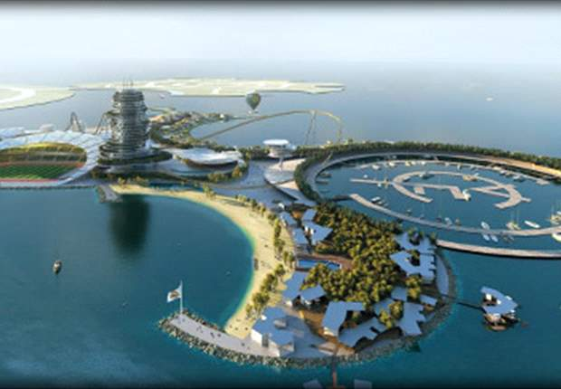 Ras al-Khaimah celebrates Real Madrid's holiday resort project