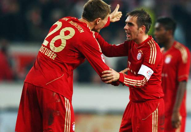 Lahm tells Mourinho: You'd have to join Bayern to team up with me