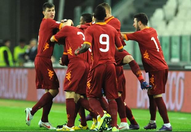 Roma Primavera-Napoli Primavera 1-1: Palma porta in vantaggio gli ospiti, l'autorete di Celiento al 94' riapre il discorso qualificazione per i giallorossi