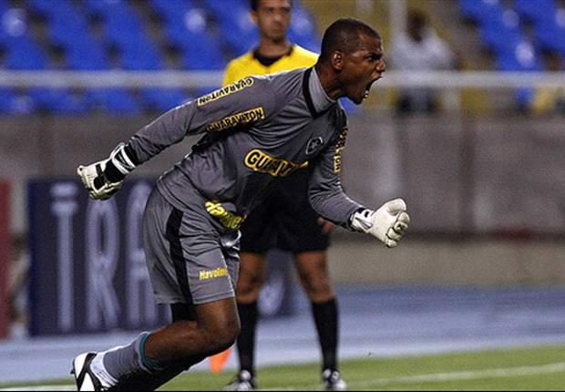 Jefferson quer postura vencedora no Botafogo