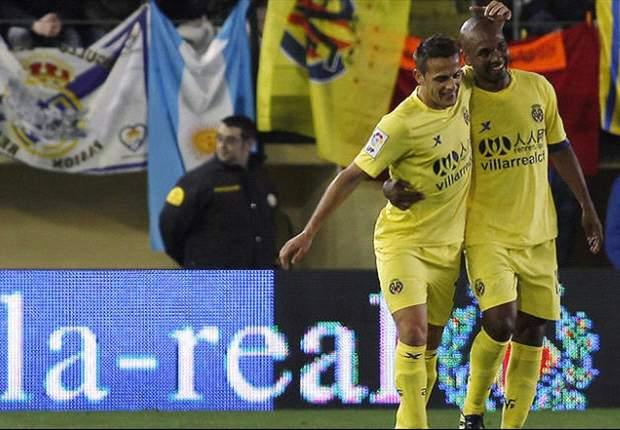 Villarreal sigue su marcha hacia la Primera de España