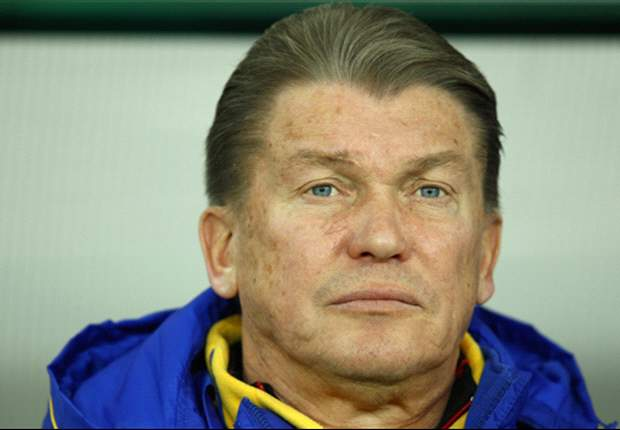 Blokhin bans viewing of England's Moldova win