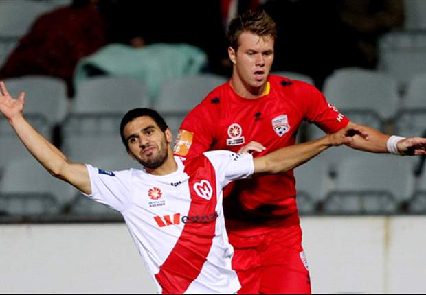 Adelaide United 1-1 Melbourne Heart: Dull affair ends in draw