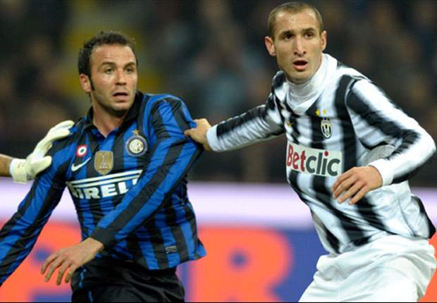 Chiellini: Inter remain Juventus' greatest rivals