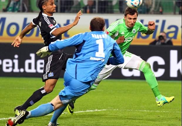 ALL - Wolfsburg domine Hanovre