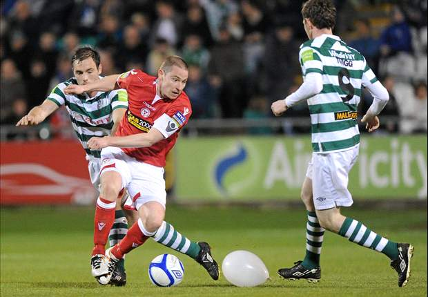 Airtricity Premier Division round 26 preview - Shamrock Rovers meet Shelbourne in the Dublin derby