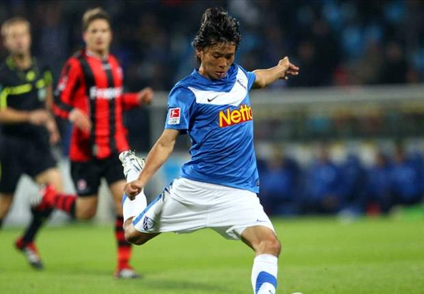 Bochum's Takashi Inui: I want to play in the Bundesliga as soon as possible