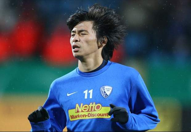 Official: Eintracht Frankfurt land Bochum's Takashi Inui