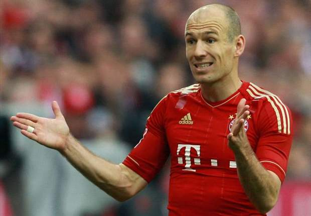 Robben: I am pleased that Juventus are interested in me