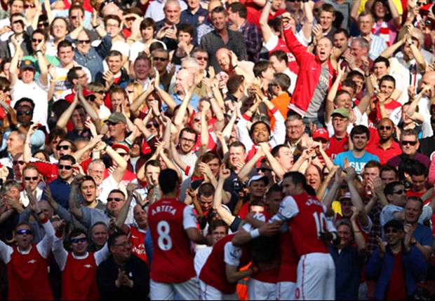 Arsenal most expensive matchday in English football, reveals survey