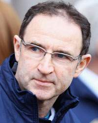 Martin O'Neill Player Profile