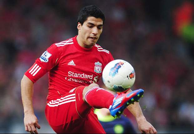 Suarez: Liverpool just needs better luck in front of goal