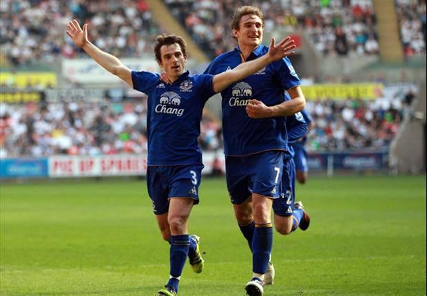 Baines eager to hit the ground running for Everton