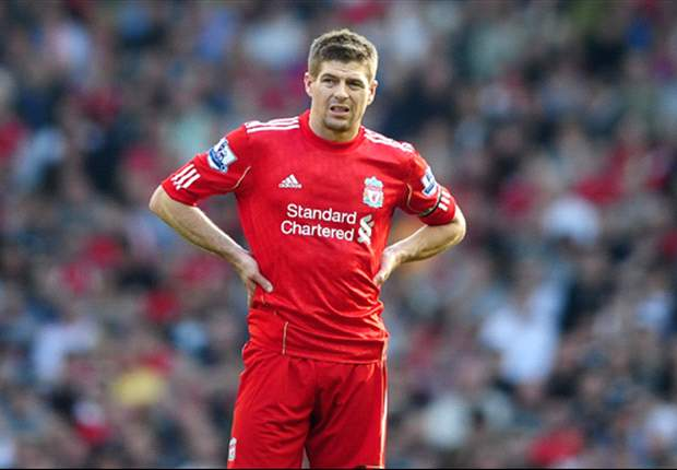 Gerrard passed fit for Wembley by Liverpool boss Dalglish