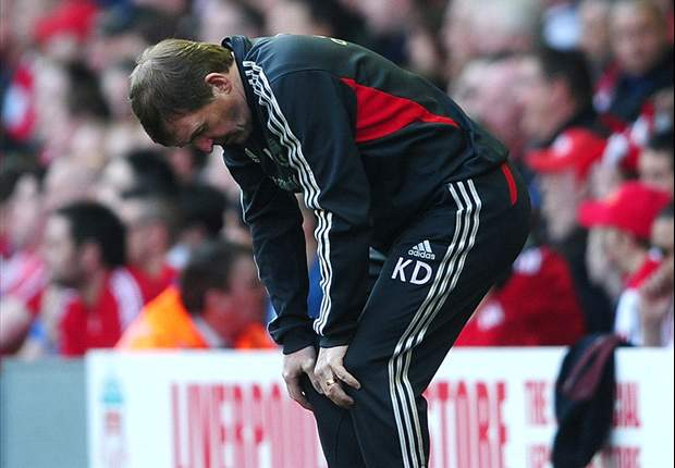 Goal.com readers believe Kenny Dalglish should not stay on as Liverpool manager next season