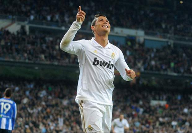Real Madrid 5-1 Real Sociedad: Cristiano Ronaldo nets 100th La Liga goal for Los Blancos