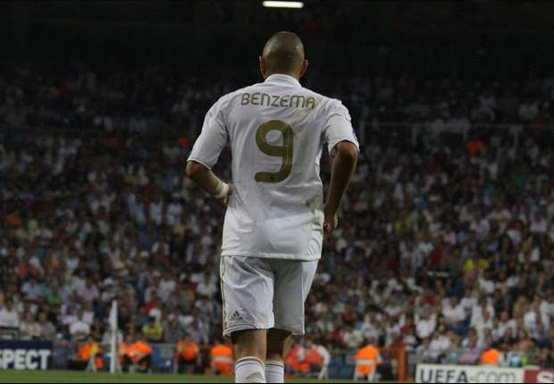 ESP, Real - Reprise pour Benzema