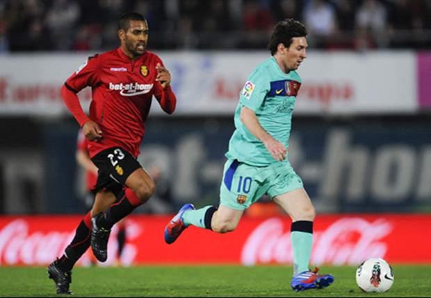 Lionel Messi Pecahkan Rekor Ronaldo Untuk Barcelona