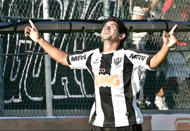 Guilherme praticamente garante que fica no Atlético para 2013