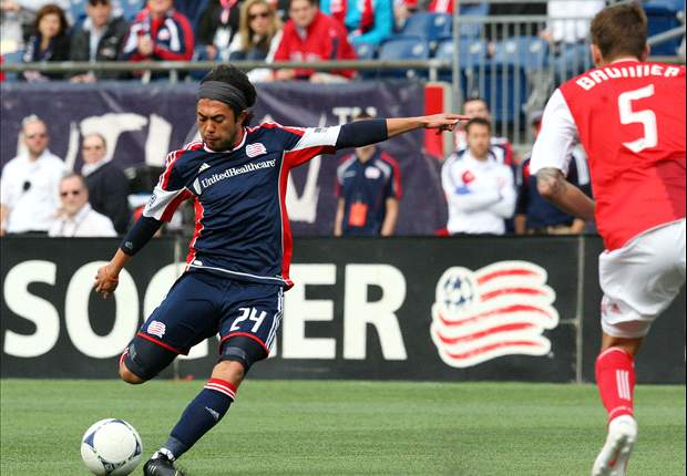 Revolution's Nguyen out for season after undergoing shoulder surgery
