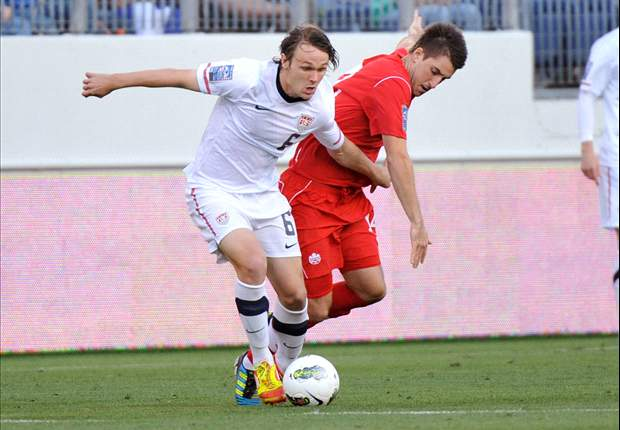 Caleb Porter's USA U23 side caught off guard by well-drilled Canadian machine
