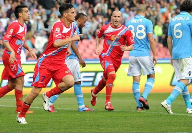 """Il Catania crede di poter battere il Milan per la prima volta ed ha un sogno... """"Arrivare al sesto posto"""""""