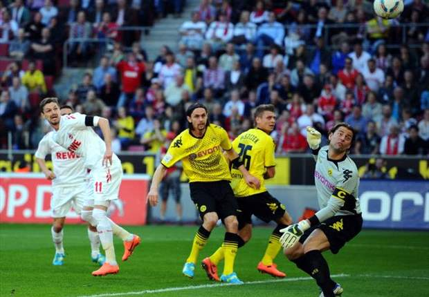 Koln 1-6 Borussia Dortmund: Kagawa in inspired form as champions come from behind to record thumping victory