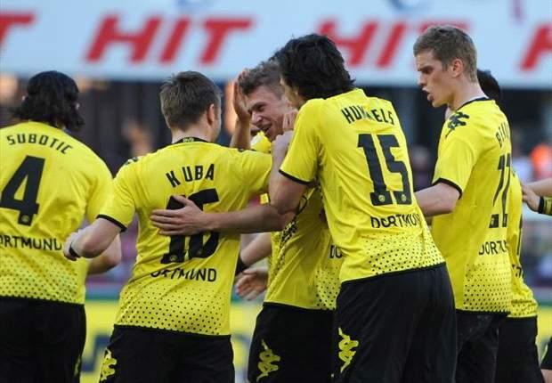 Test: Reißt der 1. FC Köln etwas gegen Borussia Dortmund?