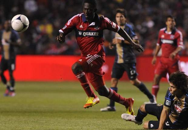 Philadelphia Union 1-2 Chicago Fire: Fire continue hot streak with win over playoff contender