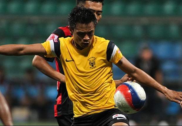 Young gun Hazwan Bakri eager to impress