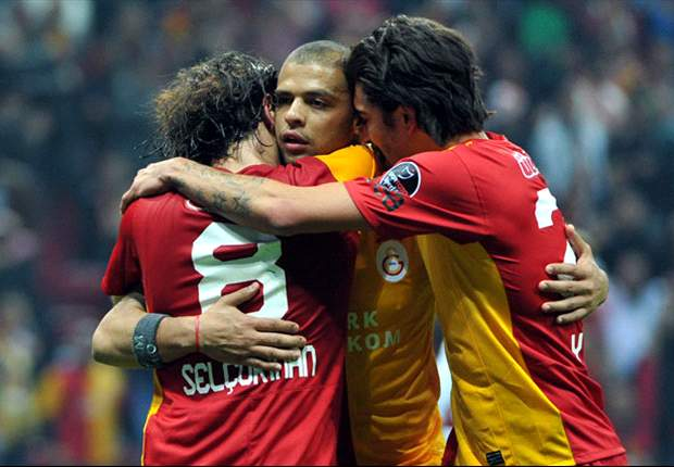 Melo and Riera to be fined by Galatasaray following training ground bust-up