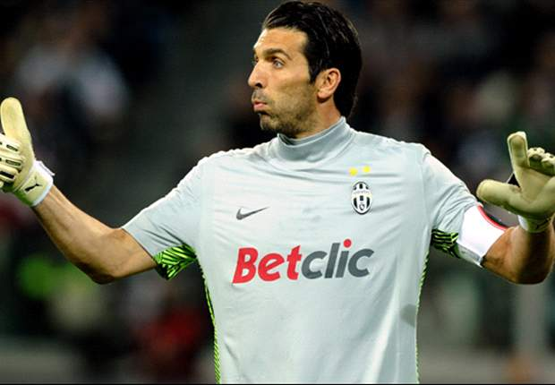 Juventus to face Parma without injured Buffon