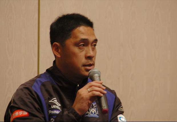 Gamba Osaka coach Masanoba Matsunami: Bunyodkor loss doesn't mean it's over for us