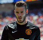 DE GEA: United playing hardball
