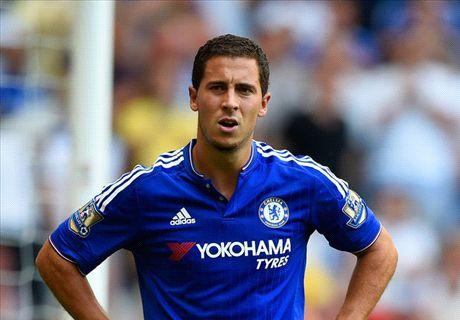 Mourinho: Hazard must improve