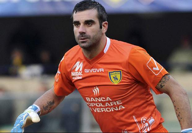 AS Roma Incar Kiper Chievo
