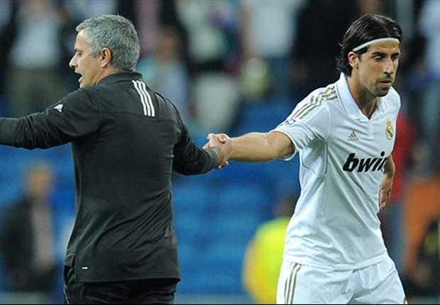 Sami Khedira Maklumi Kemarahan Jose Mourinho