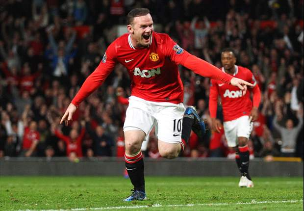 Manchester United 1-0 Fulham: Rooney winner moves Red Devils three points clear of City in title race
