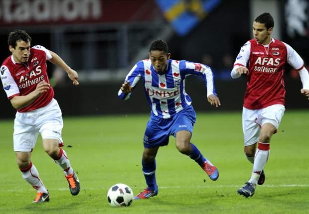 Van La Parra blijft hopen op Feyenoord
